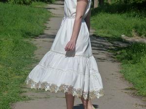 Аукцион  «Белое платье!». Ярмарка Мастеров - ручная работа, handmade.
