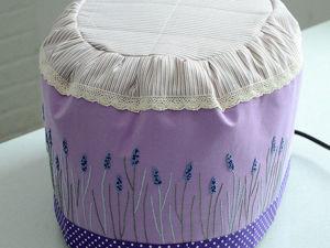 Создаем чехол с ручной вышивкой для мультиварки. Часть вторая. Ярмарка Мастеров - ручная работа, handmade.