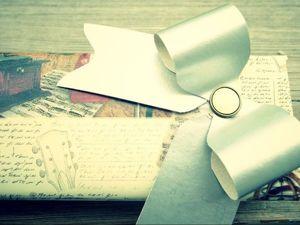 Видео мастер-класс: быстро и просто делаем бумажные бантики с помощью доски Envelope Punch Board. Ярмарка Мастеров - ручная работа, handmade.