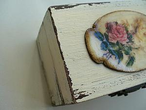 Мастерим шкатулку для обручальных колец. Ярмарка Мастеров - ручная работа, handmade.