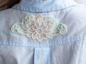 Как стирать изделия с вышивкой. Ярмарка Мастеров - ручная работа, handmade.
