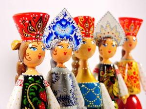 Клип  «Русские сказки. День». Ярмарка Мастеров - ручная работа, handmade.