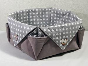 Из остатков ткани шьем полезную вещь для дома. Ярмарка Мастеров - ручная работа, handmade.