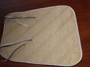 Шьем подушку-сидушку на стул. Ярмарка Мастеров - ручная работа, handmade.
