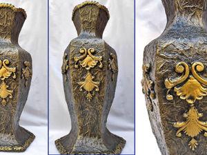 Создаем удивительную вазу своими руками. Ярмарка Мастеров - ручная работа, handmade.