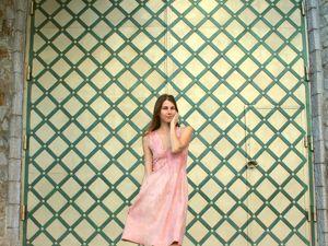 Часть 5. Валяное платье за коллекцию. Конкурс коллекций. Ярмарка Мастеров - ручная работа, handmade.