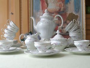 Сервиз кофейный Weimar Katarina на 10 персон 33 предмета. Ярмарка Мастеров - ручная работа, handmade.