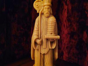 Статуэтка Св. Амвросия Медиоланского — эксклюзив нашего магазина. Ярмарка Мастеров - ручная работа, handmade.