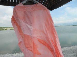 Шьем простое пляжное платье-тунику «Коралловый остров». Ярмарка Мастеров - ручная работа, handmade.