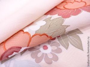 Из истории японского шелка. Ярмарка Мастеров - ручная работа, handmade.