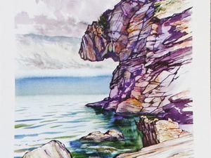 Славное море — священный Байкал.. (или мечты сбываются). Ярмарка Мастеров - ручная работа, handmade.
