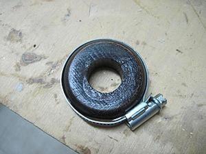 Склеиваем круглое. Часть 2: усиление узла склеивания. Ярмарка Мастеров - ручная работа, handmade.
