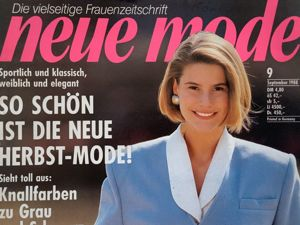 Neue mode 9 1988 (сентябрь). Ярмарка Мастеров - ручная работа, handmade.