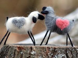 Если в доме пустота, заведи себе овцу!. Ярмарка Мастеров - ручная работа, handmade.
