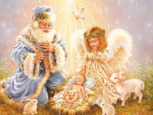 Первый аукцион 2019 года   «Рождественский подарок»  ЗАКРЫТ!. Ярмарка Мастеров - ручная работа, handmade.