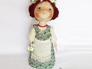 Шьем куклу-матрешку. Ярмарка Мастеров - ручная работа, handmade.