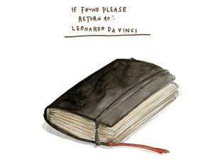 Список дел Леонардо да Винчи: ко Дню рождения гения. Ярмарка Мастеров - ручная работа, handmade.