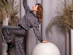 Элегантный костюм в творческом проекте. Ярмарка Мастеров - ручная работа, handmade.