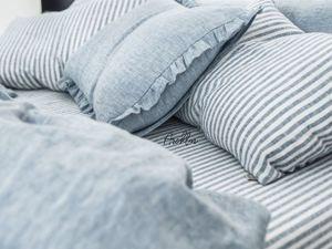 Почему такая высокая цена на комплекты постельного белья из льна?. Ярмарка Мастеров - ручная работа, handmade.