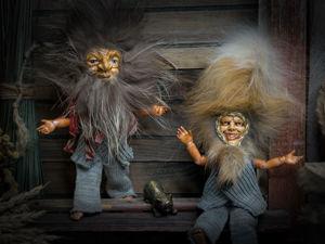Федька и Илюшка ищут Дом!. Ярмарка Мастеров - ручная работа, handmade.