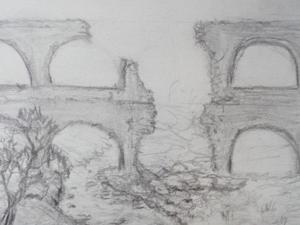 Создание макета акведука в масштабе 1:200 (Часть 4) — ВИДЕОУРОК. Ярмарка Мастеров - ручная работа, handmade.
