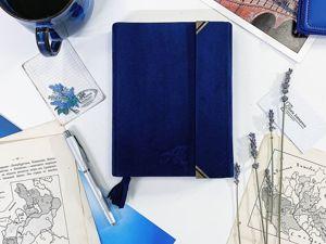 В наличии темно-синяя замша. Ярмарка Мастеров - ручная работа, handmade.