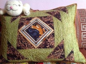 Детское лоскутное одеяло своими руками. Часть 4. Ярмарка Мастеров - ручная работа, handmade.
