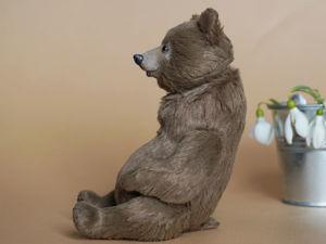 Аукцион на медведя!. Ярмарка Мастеров - ручная работа, handmade.