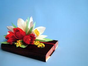 Как украсить коробку конфет для подарка. Ярмарка Мастеров - ручная работа, handmade.