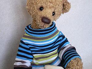 Красивый нос для мишки Тедди.. Ярмарка Мастеров - ручная работа, handmade.