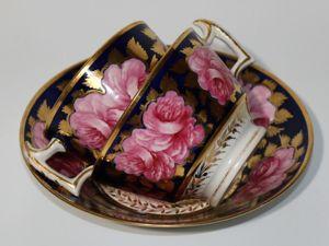 Чайно-кофейное трио, Англия, около 1820 года. Ярмарка Мастеров - ручная работа, handmade.