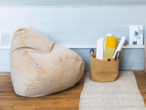 Розыгрыш кресла—мешка в магазине Марины Гончар!. Ярмарка Мастеров - ручная работа, handmade.