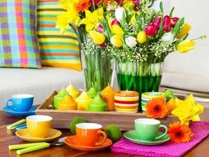 Весенние цветы в украшении дома: 30 идей для вдохновения. Ярмарка Мастеров - ручная работа, handmade.