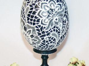 Создаем декоративное интерьерное яйцо «Весна в Брюсселе». Ярмарка Мастеров - ручная работа, handmade.