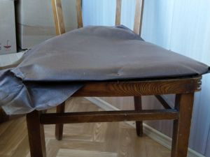 Приглашаю Вас на  мастер-класс   «Новая жизнь старому стулу». Ярмарка Мастеров - ручная работа, handmade.