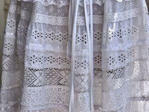 Белая юбочка Одетта. Ярмарка Мастеров - ручная работа, handmade.