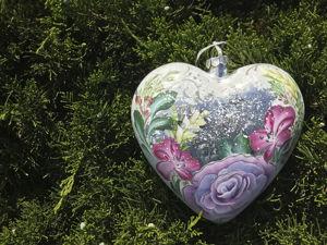 Рисуем розу и альстрамерию One Stroke или двойным мазком. Ярмарка Мастеров - ручная работа, handmade.