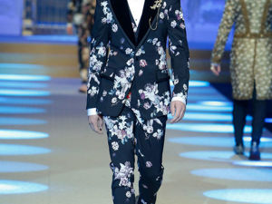 Ahead of the Rest: Dolce & Gabbana Fall/Winter 2018-2019 Collection for Men. Livemaster - handmade