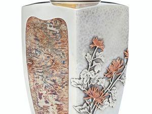 Мокуме гане в работах Tiffany & Co. Ярмарка Мастеров - ручная работа, handmade.