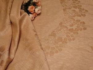 Комплект столового белья Винтажная Роза. Ярмарка Мастеров - ручная работа, handmade.