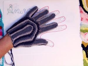 Видео мастер-класс: изобретаем перчатки. Часть 5: перчатка готова!. Ярмарка Мастеров - ручная работа, handmade.