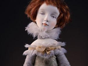 Новая куколка Бонни. Ярмарка Мастеров - ручная работа, handmade.