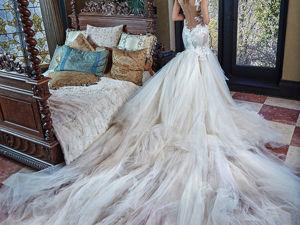 Свадебная коллекция Le Secret Royal от Galia Lahav 2017. Ярмарка Мастеров - ручная работа, handmade.