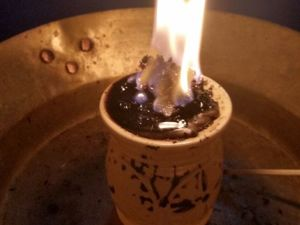 Диагностика равновесия на ведьминой свече. Ярмарка Мастеров - ручная работа, handmade.