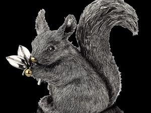 Буччеллати. Серебряная анималистика. Ярмарка Мастеров - ручная работа, handmade.