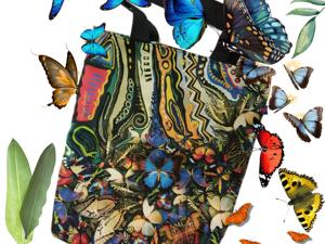 Новинки сумок-шопперов. Ярмарка Мастеров - ручная работа, handmade.