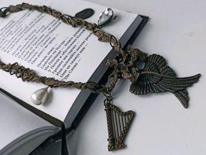 Эмили Дикинсон — новая поэзия украшений. Ярмарка Мастеров - ручная работа, handmade.