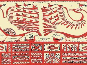 Загадочная символика Мезенской росписи. Ярмарка Мастеров - ручная работа, handmade.