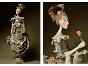 Создание куклы. Ярмарка Мастеров - ручная работа, handmade.