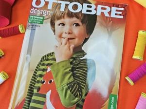 Ottobre Kids Fashion Осень 2010. Ярмарка Мастеров - ручная работа, handmade.